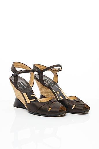 Sandales/Nu pieds marron SONIA RYKIEL pour femme