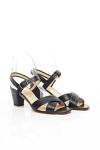 Sandales/Nu pieds noir A.P.C. pour femme