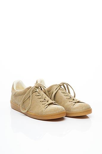 Baskets beige ISABEL MARANT pour femme