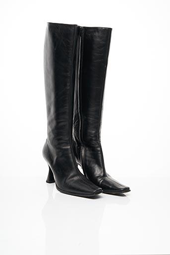 Bottes noir ESCADA pour femme