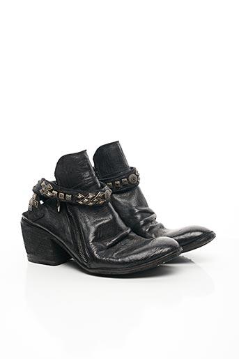 Bottines/Boots noir FAUZIAN pour femme