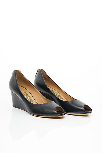 Escarpins noir SALVATORE FERRAGAMO pour femme