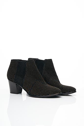 Bottines/Boots noir AERIN pour femme
