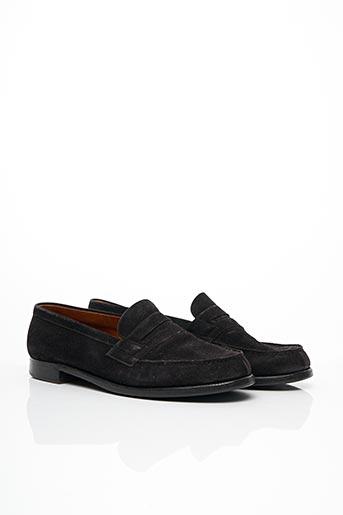 Chaussons/Pantoufles noir JM WESTON pour homme