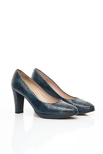 Escarpins bleu CAREL PARIS pour femme