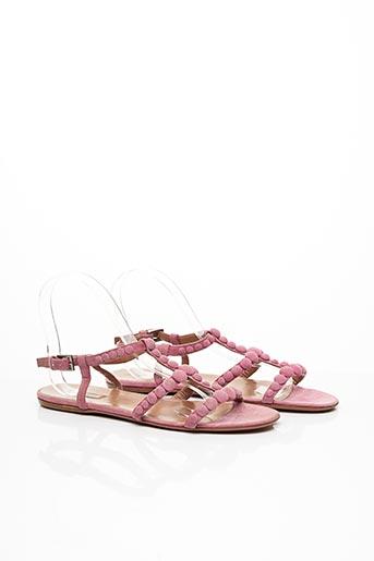Sandales/Nu pieds rose ALAIA pour femme