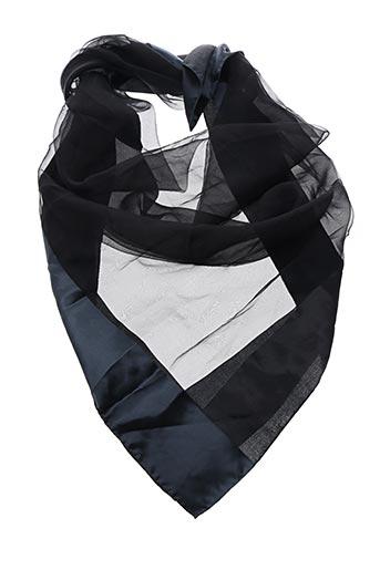 Foulard noir GIVENCHY pour femme