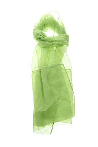 Foulard vert CELINE pour femme