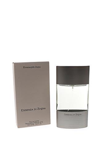 Parfum beige ERMENEGILDO ZEGNA pour homme