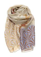 Foulard beige KENZO pour femme seconde vue