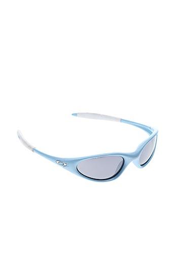 Lunettes de soleil bleu OAKLEY pour femme