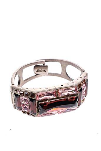 Bracelet rose JEAN PAUL GAULTIER pour femme