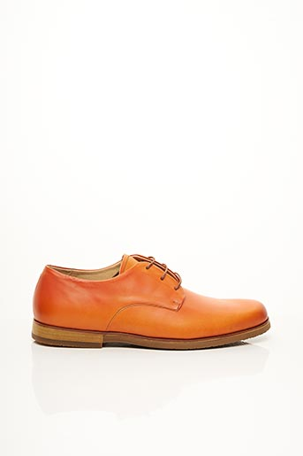 Derbies orange NEOSENS pour homme
