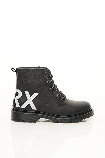 Bottines/Boots noir BRONX pour femme
