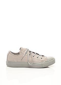 Baskets gris CONVERSE pour femme