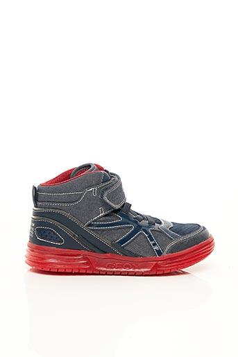 Baskets bleu GEOX pour garçon