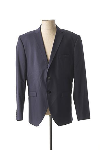 Veste chic / Blazer bleu SELECTED pour homme