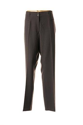 Pantalon chic gris JENSEN pour femme