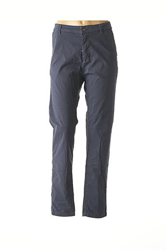 Pantalon casual bleu GIORGIO pour homme