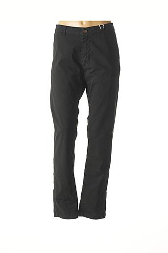 Pantalon casual noir GIORGIO pour homme