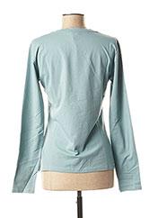 T-shirt manches longues bleu LIU JO pour femme seconde vue