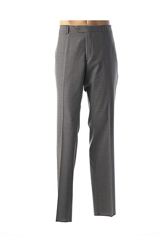 Pantalon chic gris FITECOM pour homme