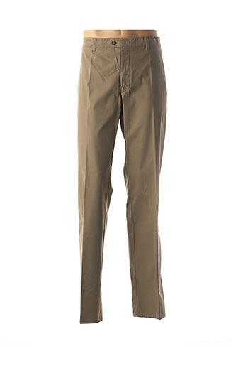 Pantalon chic vert BRÜHL pour homme