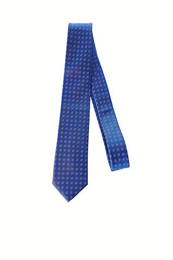 Cravate bleu BEVERLEY pour homme