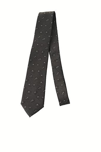 Cravate noir MAC-TY pour homme