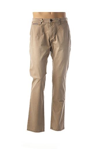 Pantalon casual beige CAMEL ACTIVE pour homme