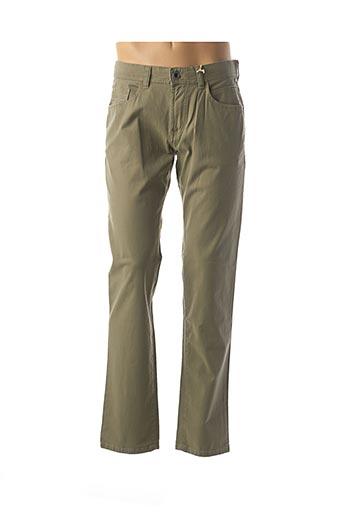 Pantalon casual vert CAMEL ACTIVE pour homme