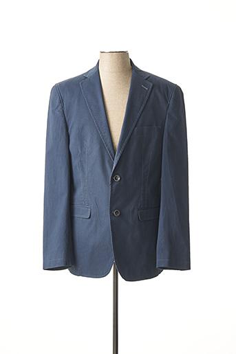 Veste casual bleu EMYLE pour homme