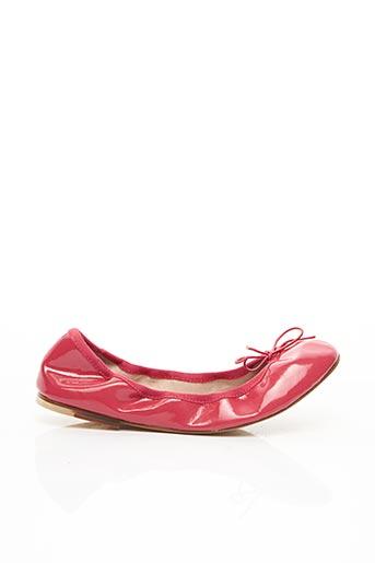 Ballerines rose BLOCH pour femme