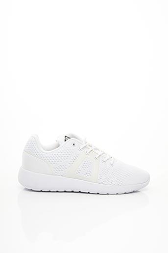 Baskets blanc ASFVLT pour femme