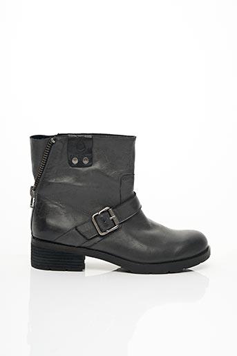 Bottines/Boots gris CALVIN KLEIN pour femme