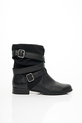 Bottines/Boots noir MELLOW YELLOW pour femme
