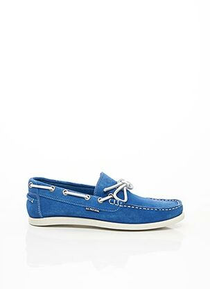 Chaussures bâteau bleu U.S. POLO ASSN pour femme