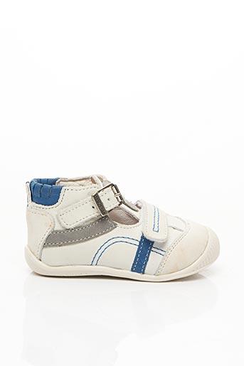 Sandales/Nu pieds blanc BABYBOTTE pour garçon