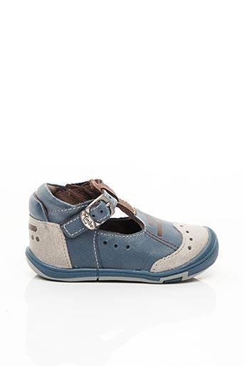 Sandales/Nu pieds bleu MINIBEL pour garçon