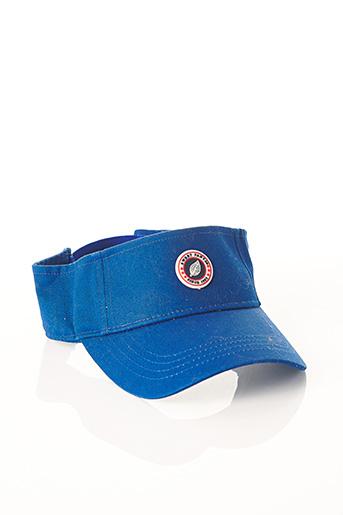 Casquette bleu SWEET PANTS pour homme