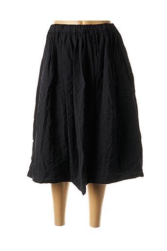 Jupe mi-longue noir COMME DES GARCONS pour femme