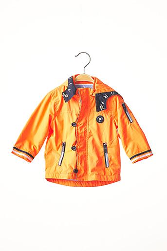 Coupe-vent orange MAYORAL pour garçon