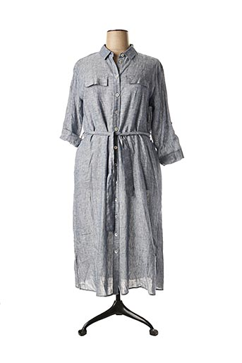 Robe mi-longue bleu GERRY WEBER pour femme