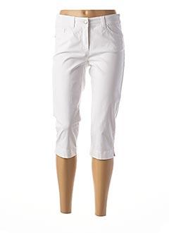 Corsaire blanc GERRY WEBER pour femme