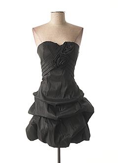 Robe courte noir CHARM'S pour femme