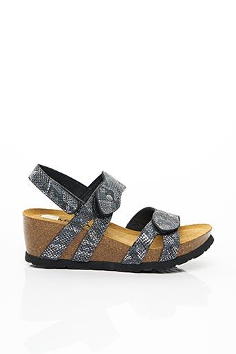 Sandales/Nu pieds noir ARIMA pour femme