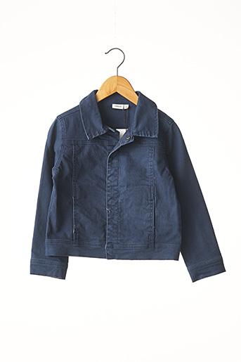 Veste casual bleu NAME IT pour enfant