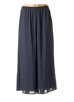 Jupe longue bleu MOLLY BRACKEN pour femme