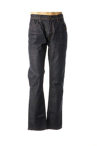 Jeans coupe droite bleu BLEND pour homme
