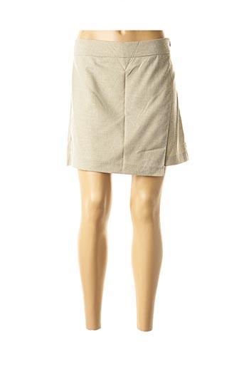 Jupe short vert MOLLY BRACKEN pour femme